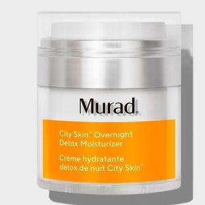 🔥 Murad -City Skin Overnight Detox Moisturizer 👀
